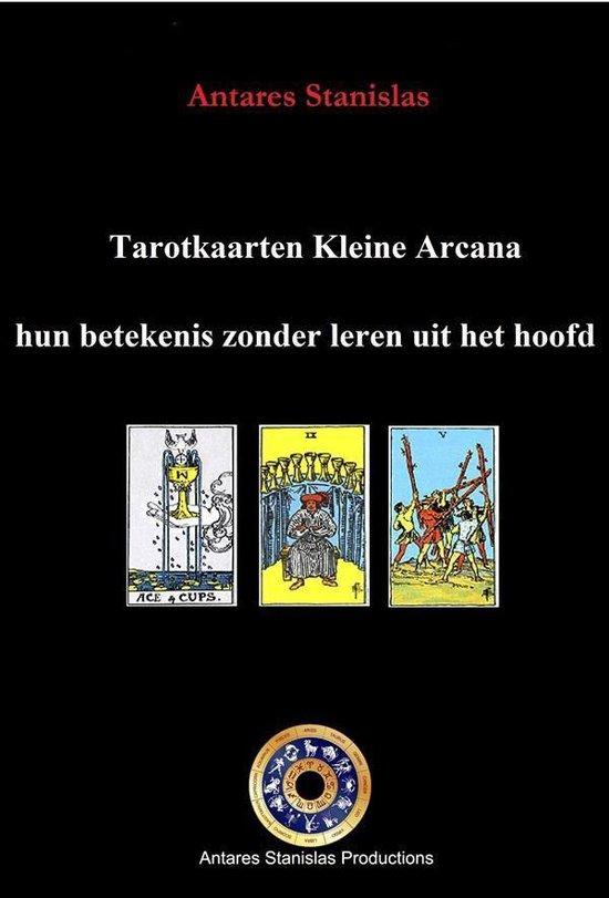 Tarotkaarten Kleine Arcana: hun betekenis zonder leren uit het hoofd - Antares Stanislas |