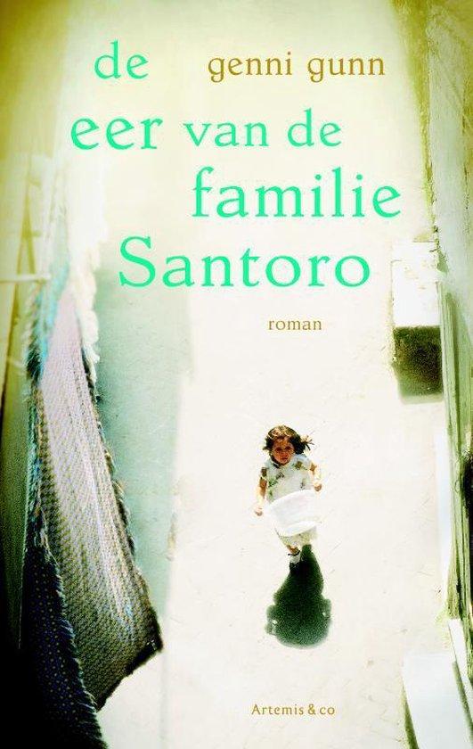 De eer van de familie Santoro - Genni Gunn  