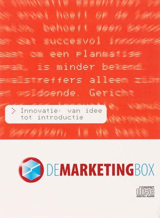 Innovatie: van idee tot introductie (luisterboek) - D. van der Heijden |