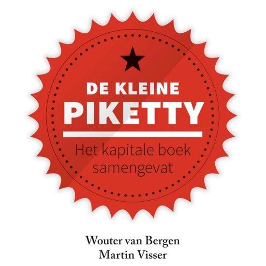 Afbeelding van Kleine boekjes - De kleine Piketty