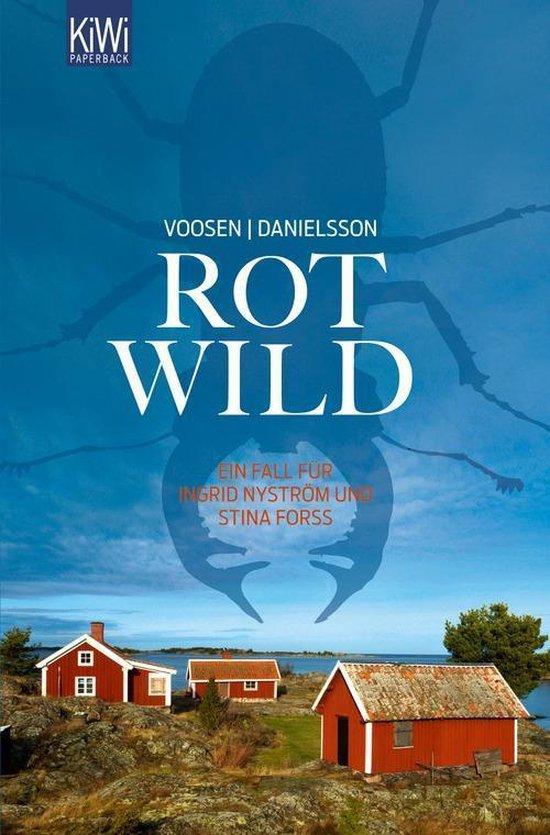 Boek cover Rotwild van Roman Voosen (Onbekend)