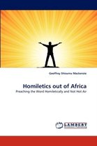 Homiletics Out of Africa