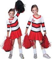Cheerleader jurkje voor meisjes 140/152