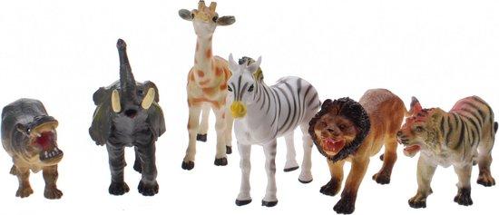 Animal World Wilde Dieren - Speelfiguren Assortiment in Doos