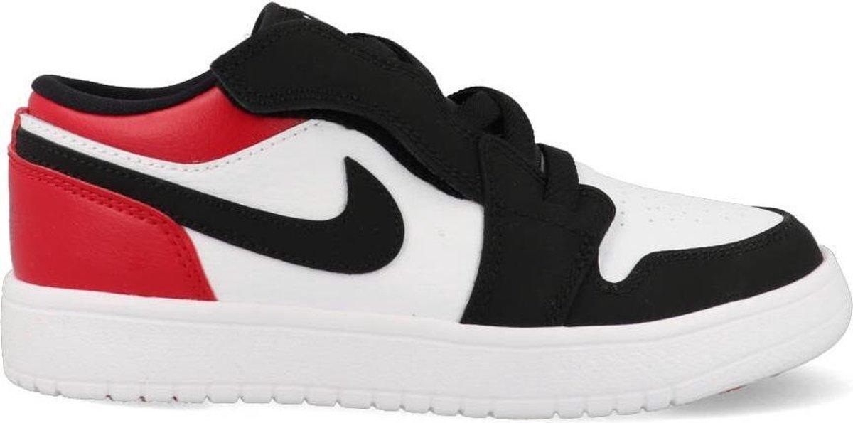 bol.com | Nike Air Jordan 1 Low CI3436-116 Zwart / Wit / Rood-22