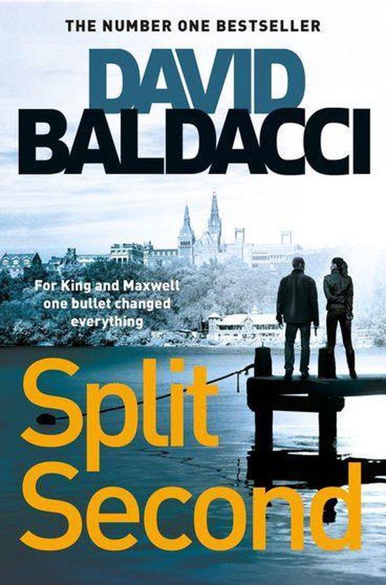 Omslag van Split Second