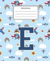 Composition Book E