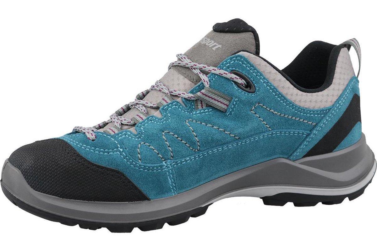 Grisport Scarpe 14303A8T, Mannen, Blauw, Trekkinglaarzen maat: 40 EU Laarzen