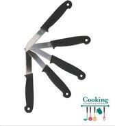Cooking Companions Premium Schilmesjes - Aardappelschilmesjes - 5 Stuks