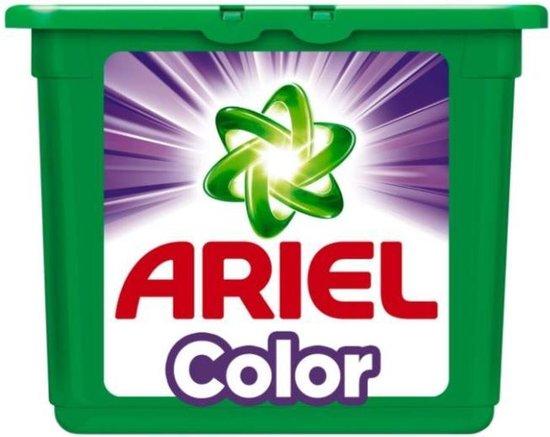 Ariel 3 in 1 Wasmiddel Pods Color - 36 Wasbeurten