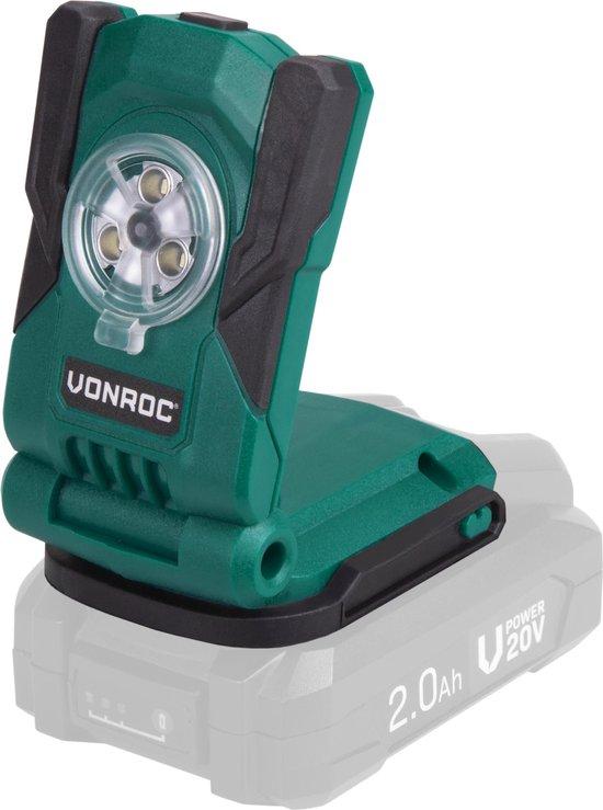 VONROC Werklamp