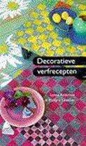 Decoratieve verfrecepten