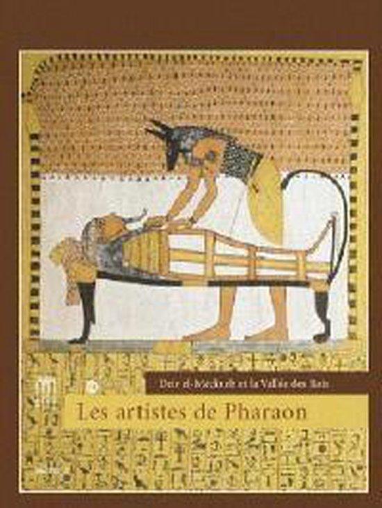 De kunstenaars van de farao's - Diverse auteurs   Fthsonline.com