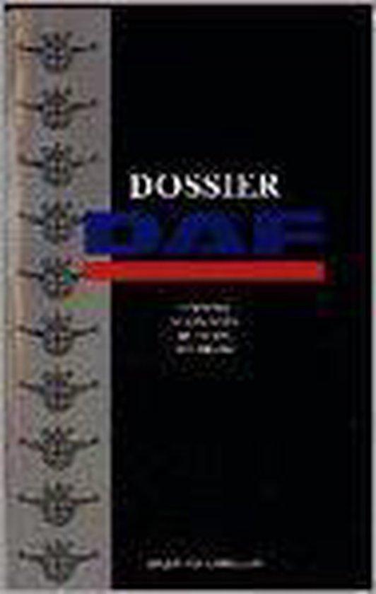 DOSSIER DAF - J. van Oorschot  