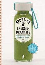 Super groen  -   Sport- en energiedrankjes