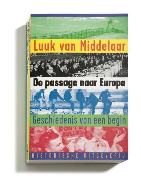 De passage naar Europa - Luuk van Middelaar |