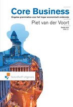 Boek cover Core Business van Piet van der Voort