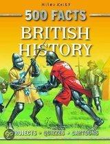 500 Facts British History