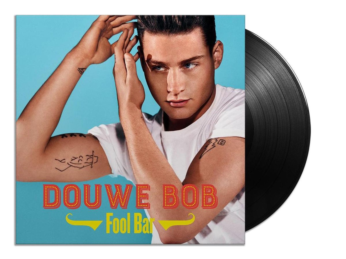 Fool Bar (LP) - Douwe Bob