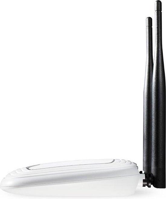 TP-LINK TL-WR841N - Router - 300 Mbps