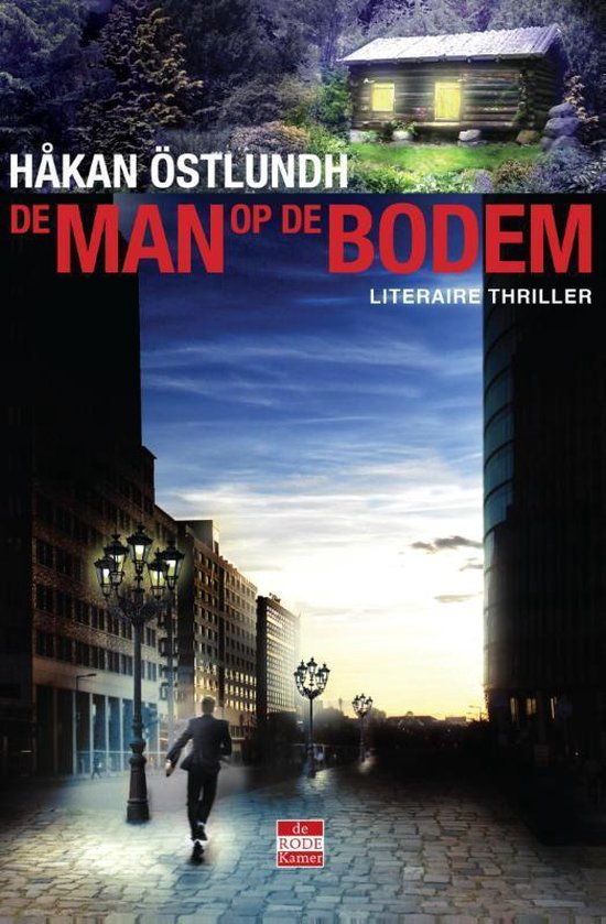 Cover van het boek 'De man op de bodem' van Hakan Ostlundh