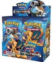 Pokémon Kaarten TCG - Evolutions - Boosterbox (36 Booster Packs)