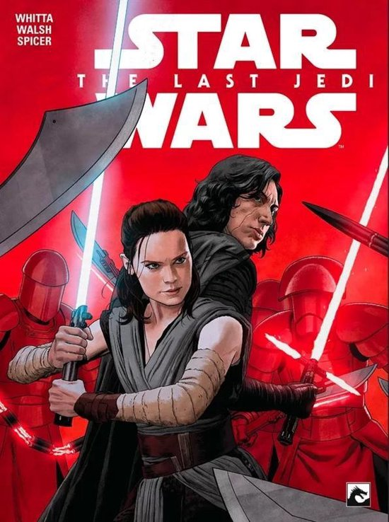 Star Wars - The Last Jedi [Episode VIII] - Walsh |