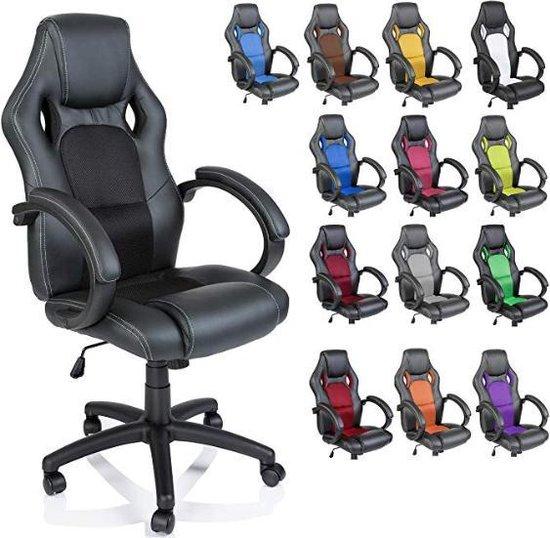 Sens Design Premium Gaming Chair - Zwart
