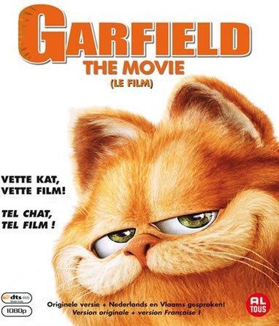 Cover van de film 'Garfield The Movie'