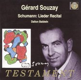 Schumann: Lieder / Gerard Souzay, Dalton Baldwin