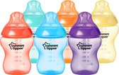 Tommee Tippee Closer to Nature Zuigfles Fiesta x6 (260ml)