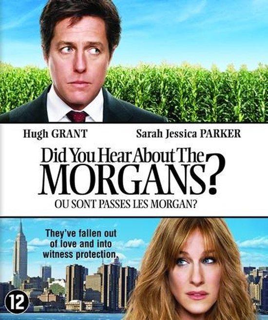 Cover van de film 'Did You Hear About The Morgans?'