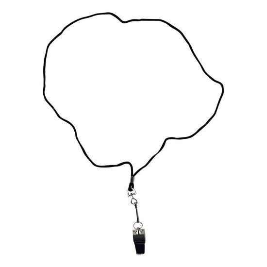 Tunturi Scheidsrechtersfluit - Scheidsrechtersfluitje - Scheidsrechter fluit - Chroom - Groot - Tunturi