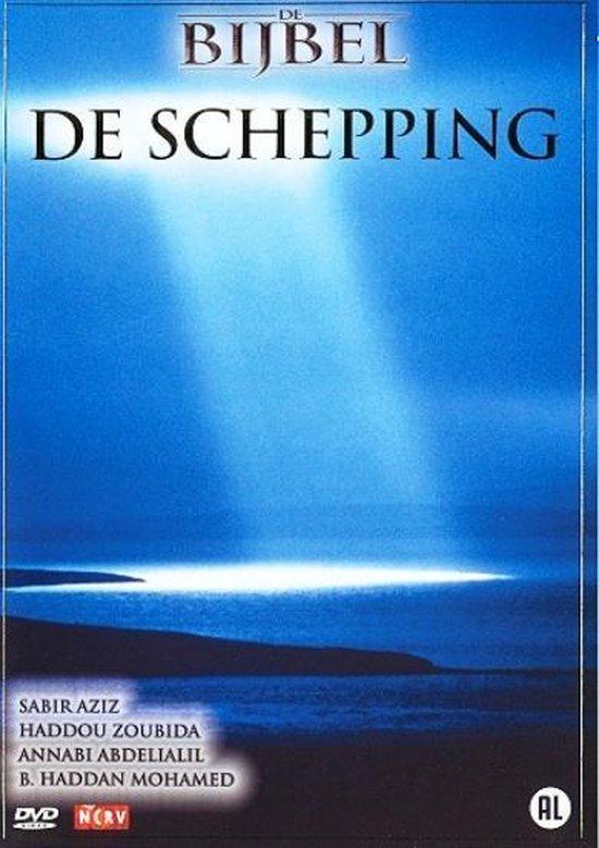 Cover van de film 'Bijbel - De Schepping'