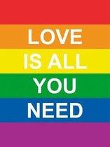 Bol Com Love Is All You Need 9781849538701 Boeken