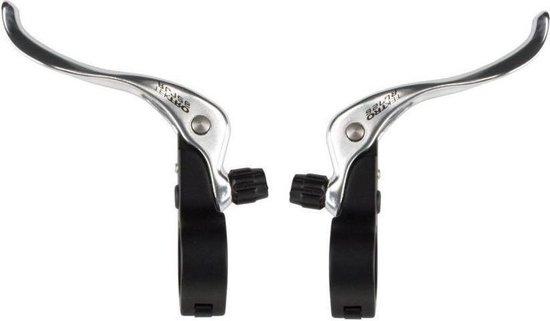 Tektro Remgrepen Set Rl721 V-brake 2-vinger Zil/zwa
