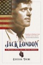Boek cover Jack London van Cecelia Tichi