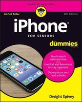 iPhone For Seniors For Dummies