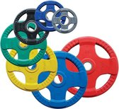 Body-Trading ORCK10 - Olympische Rubber Halterschijf