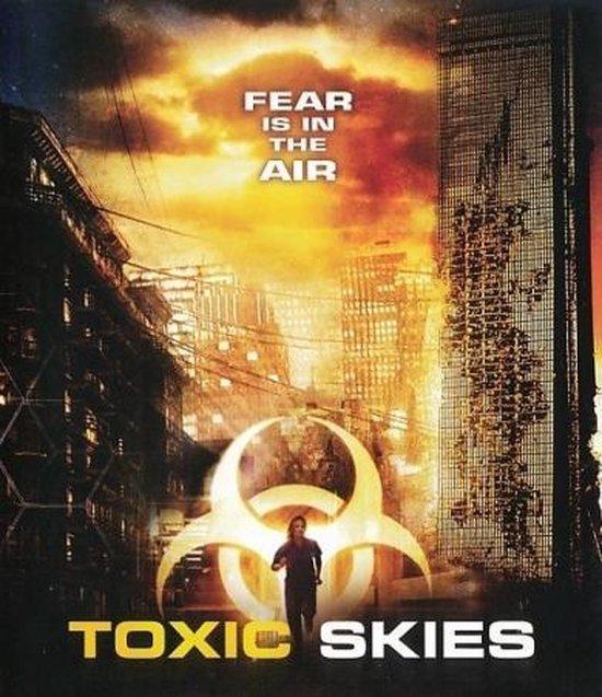 Cover van de film 'Toxic Skies'