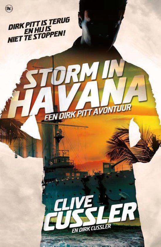 Storm in Havana. Een Dirk Pitt avontuur - Clive Cussler |