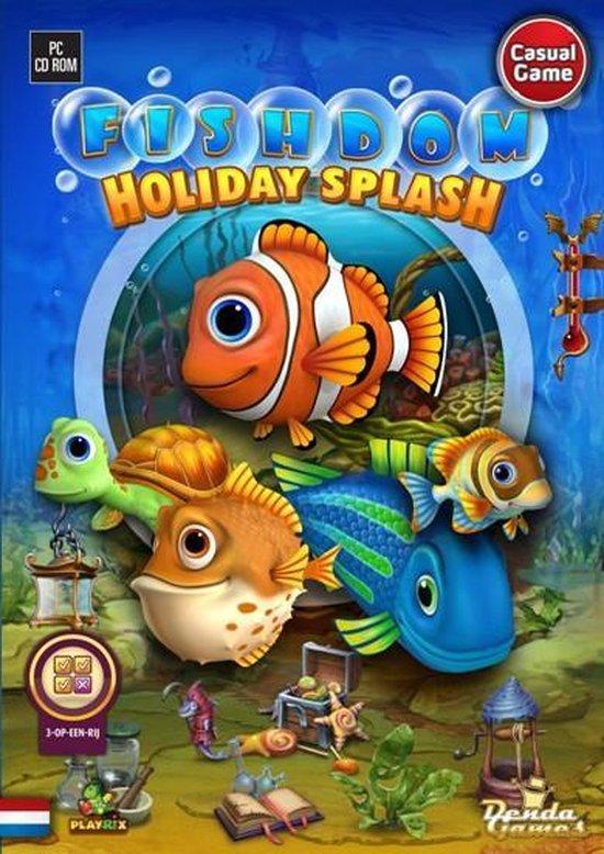 Fishdom Holiday Splash