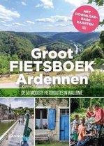 Afbeelding van Groot fietsboek Ardennen