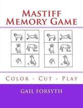 Mastiff Memory Game