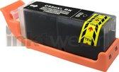 FLWR - Inktcartridge / PGI-550BK / Zwart - Geschikt voor Canon