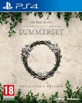 The Elder Scrolls Online: Summerset Collectors Edition PS4 EN