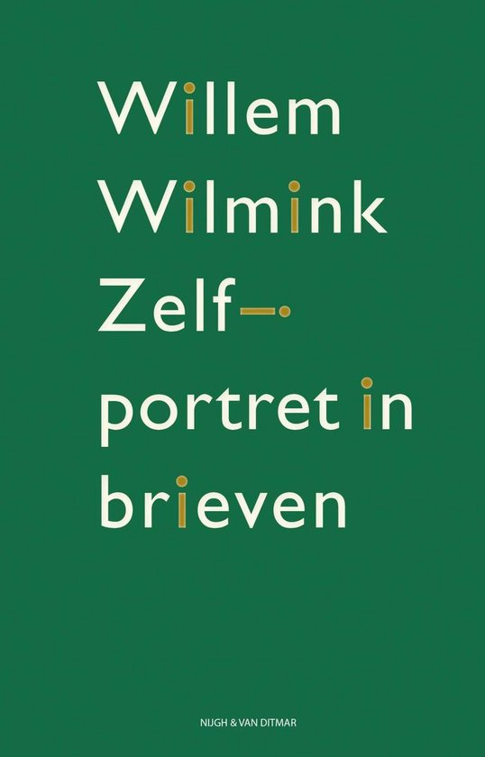 Zelfportret in brieven - Willem Wilmink |