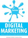 Quick Win Digital Marketing: Answers to your top 100 digital marketing questions
