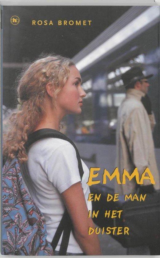 Emma En De Man In Het Duister - Rosa Bromet |
