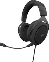 Corsair HS50 Pro Stereo Gaming Headset - Carbon PS4 + PC + Switch